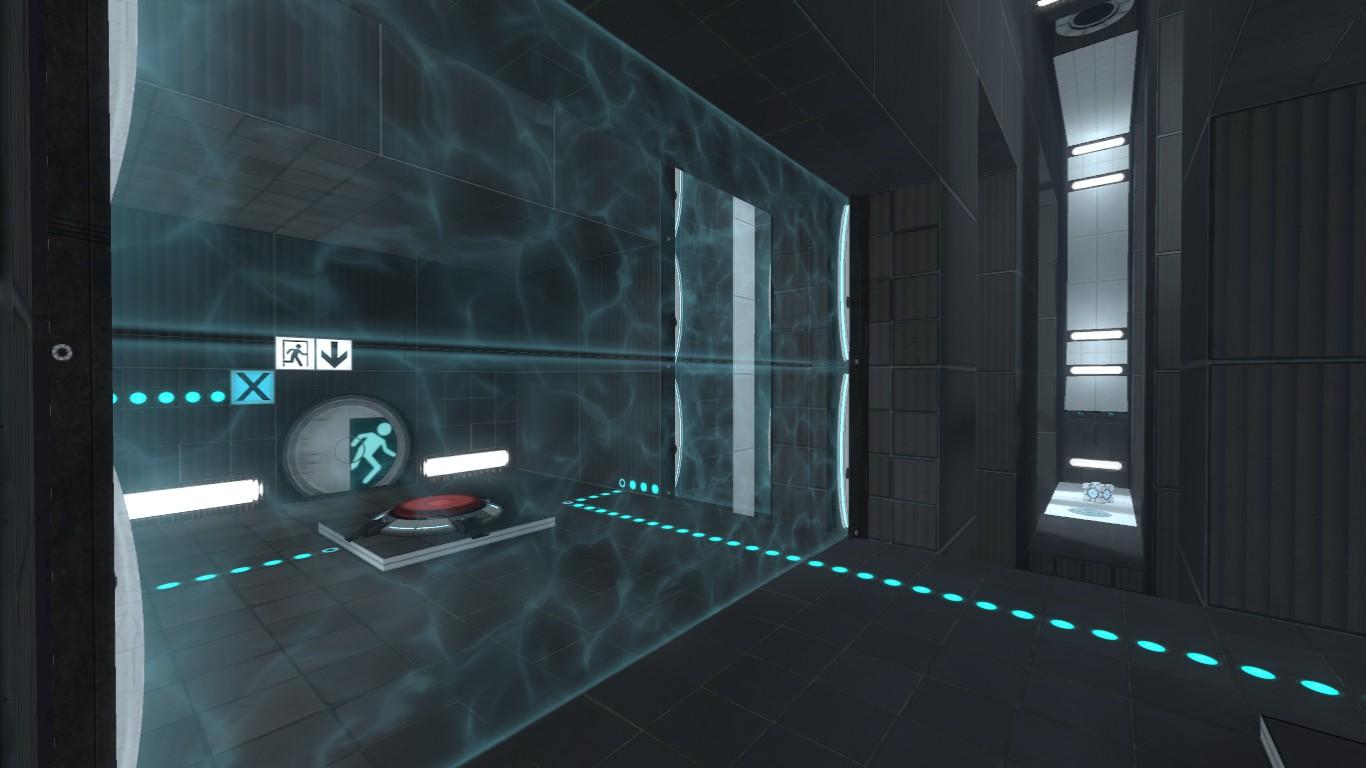 Portal2 Sidetrack 1