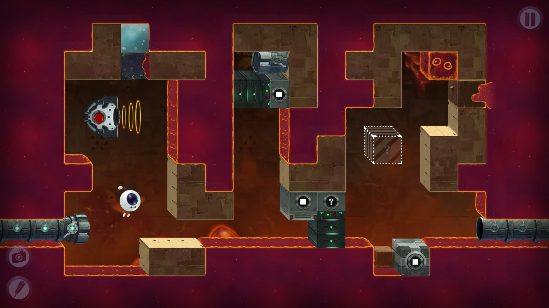 Tetrobot Chain Reactions 01