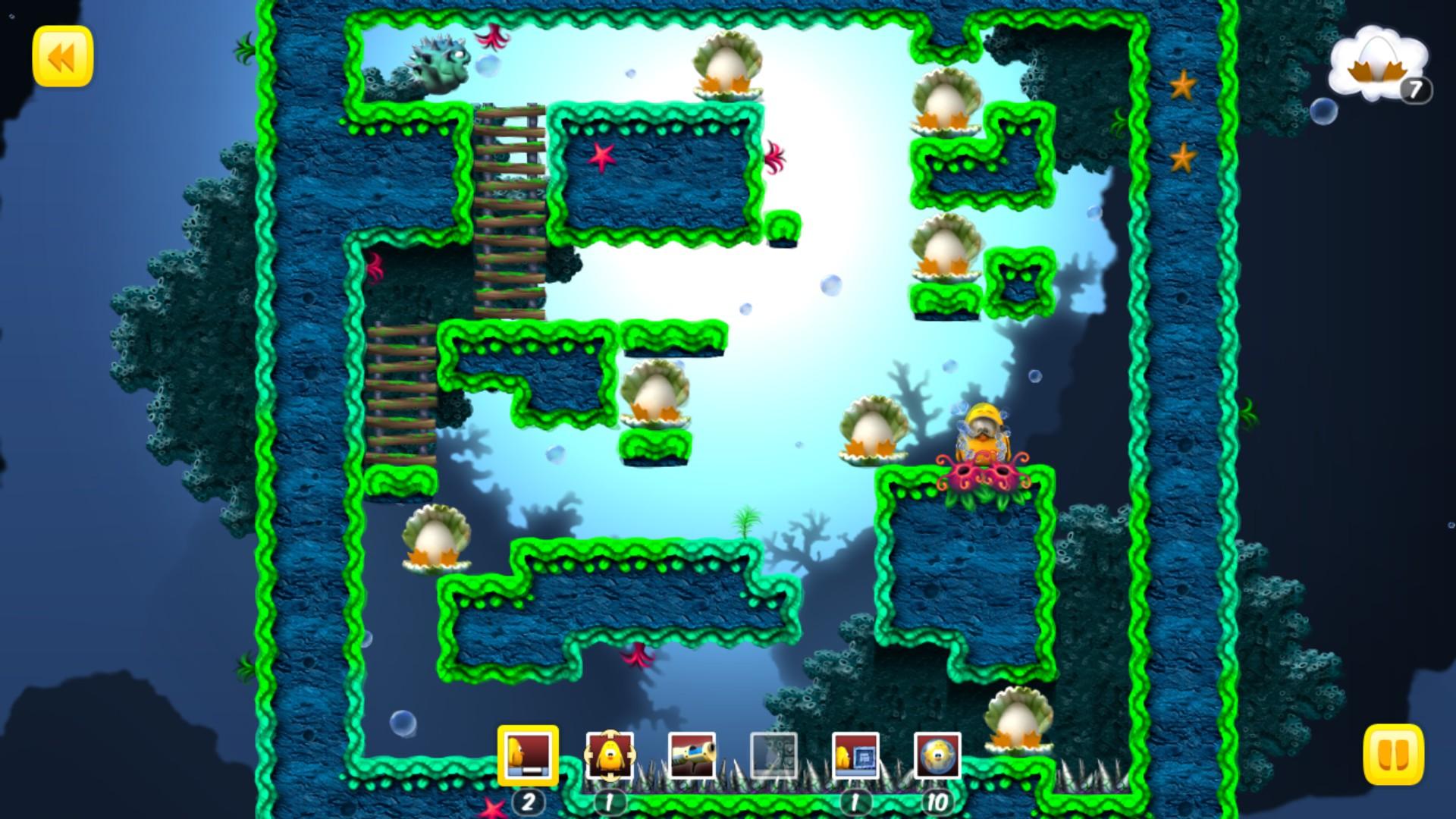TokiTori Box Paradox Screenshot