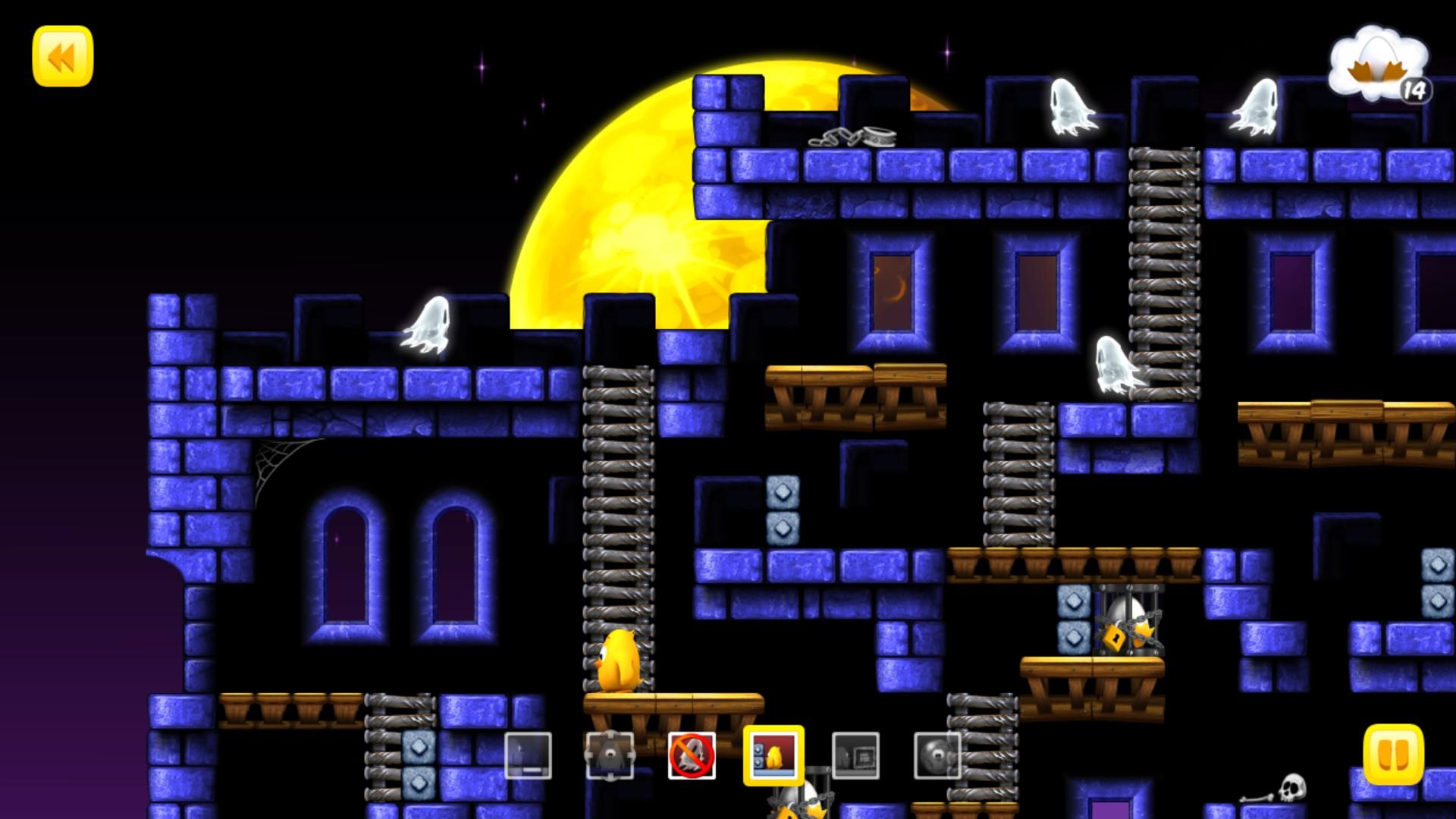 TokiTori Phantom Conundrum Screenshot